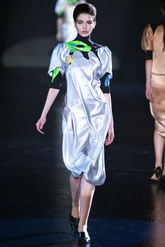 Mugler Fall 2013 Ready-to-Wear Collection