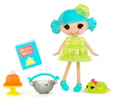 Mini Lalaloopsy - Jelly Wiggle Jiggle - Shoppes Collection - Series 8