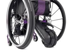 The Smart-Drive MX2 is an electric drive unit designed to attach to an ordinary wheelchair and...