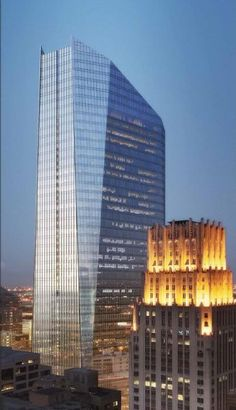 609 Main at Texas Devloper: Hines Architect: Pickard Chilton Type: Office #of floors: 49 Start Date: Early 2014