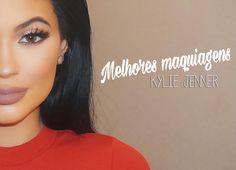 O Blog da Mariah separou para você as Melhores Maquiagens da Kylie Jenner.