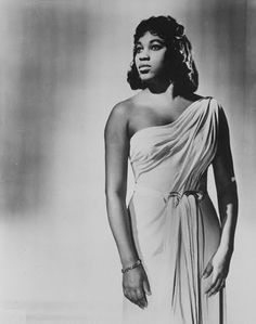 Leotyne Price received the D.Mus. from Howard University in 1962.