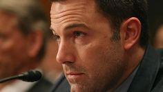 Ben Affleck refers Batman at Congressional Hearing (Video)