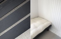 DIY: DAYBED | oblik. Diy Daybed, Sleeping Porch, Banquette, Bed Styling, Asian Style, Home Projects, Mattress, Beach House, Diy Crafts