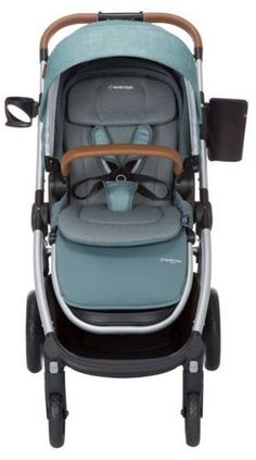 Maxi-Cosi Adorra Stroller Special Edition- Nomad Green