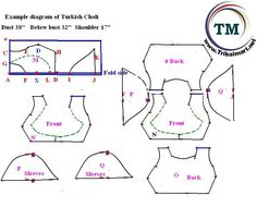 Turkish vest pattern, a little confusing, but somewhere to start.