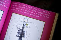 Preserve kids artwork and stories/sayings in photobooks!