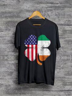IRELAND FLAG irish present NEW xmas birthday gift ideas boys girls top T SHIRT