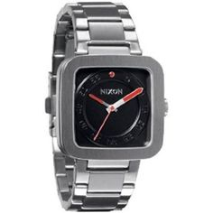 Men's Wrist Watches - Nixon Riot Watch Black One Size *** Be sure to check out this awesome product.