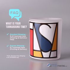 We get this question a lot. Well, there are 2 options to choose from. Standard shipping and Express shipping. Learn more the shipping details 👈 Custom Sticker Printing, Custom Stickers, Printing Services, Announcement, Delivery, Branding, Australia, Graphic Design, This Or That Questions