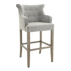 High tables for late night dining and breakfast bars for the morning get-up will both be beautifully complemented by the Allegra Bar Chair. This chair is like a