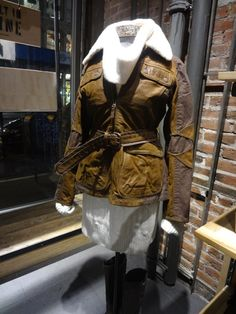 Sneak Peek: Timberland Spring 2013 Collection (love this jacket)