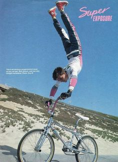 Rick Allison / Handstand