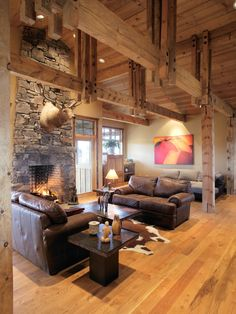 Modern #Rustic #ranch home in #Bend #oregon