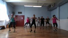 "Music: ""Honey, I'm Good"" by Andy Grammer Choreography: Talia Litle with lots of inspiration by Alana and Gino Johnson of Dallas Dance Fitness Team on Youtube..."