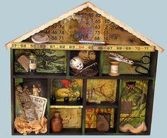 Cabinet of Curiosities by Ivas Creations, via Flickr