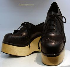 I love these shoes. Dx Miho Matsuda. <3