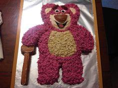 Lotso Bear!
