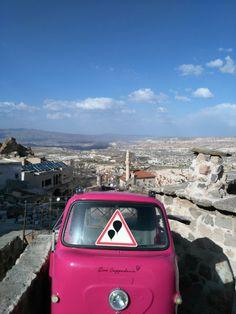 Uçhisar Kapadokya