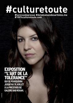"""Culturetoute95  La revue de presse du Vendredi 24 Juin 2016   ➡ En couverture, Exposition, """"L'art de la tolérance"""", qui se poursuivra…"""