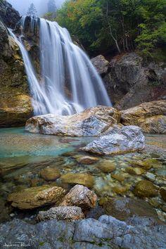 Fall is Back by Andreas Resch on 500px Garnitzenklamm gorge here in Austria.