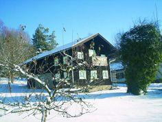 Ferienhof in herrlicher Winterlandschaft