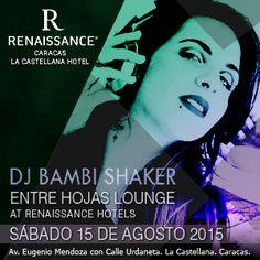 DJ BAMBI SHAKER en ENTRE HOJAS LOUNGE http://crestametalica.com/events/dj-bambi-shaker-en-entre-hojas-lounge/ vía @crestametalica