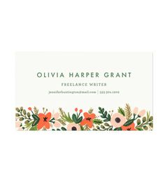 Flowerbed Notes & Calling Cardshttps://riflepaperco.com/shop/personalized/flowerbed-personalized-flat-notes-and-calling-cards/
