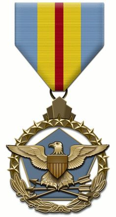 Defense Distinguished Service Cross (this country's second highest award)