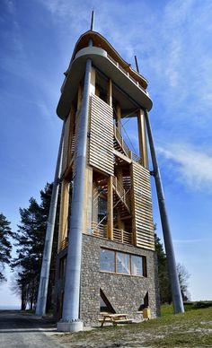 Rozhledna Rýdův kopec se nachází za obcí Děbolín, cca 6 km od Jindřichova Hradce. Je volně přístupná každý den od 8:00 do 20:00 hodin v období od března do října.