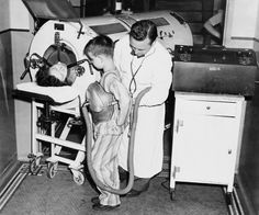 polio pictures | Height Of A Polio Epidemic, Dr Photograph - At The Height Of A Polio ...