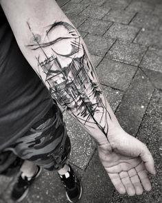 15.4K vind-ik-leuks, 134 reacties - Inez Janiak (@ineepine) op Instagram: '#wowtattoo #blacktattoomag #blacktattooart #inkstinctsubmission #equilattera #black #tattoo…'