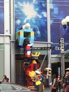 Lego hard rock