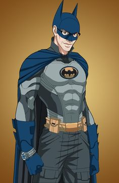 """Alex Parker as 'Batman' during the """"March of Masks"""", requested by Roysovitch . Alex Parker belongs to . Alex Parker (March of Masks) Batman Cartoon, Batman And Batgirl, Im Batman, Batman Arkham, Batman Art, Batman Comics, Superman, Dc Comics Heroes, Dc Comics Characters"""