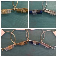 Gorgeous crystal bracelets $19.99 @ Tree of Life Supplements, Gifts & More  #beautifuljewelry  treeoflifesgm@yahoo.com