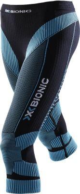 Run Effektor Corsair Black/Turquoise X-Bionic : Shorts trail : Snowleader Taille M