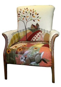 / beautiful chair /
