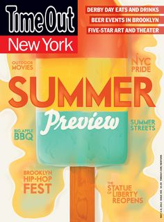 905 - May 2—8, 2013 - Summer preview