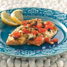 Greek Tilapia