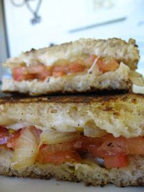 The Uncluttered Lifestyle: Not Your Ordinary Grilled Cheese.
