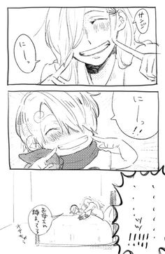One Piece, Vinsmoke family, Sola, Sanji