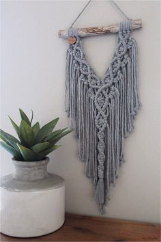 Macrame Design, Macrame Art, Macrame Projects, Macrame Knots, Macrame Mirror, Macrame Curtain, Diy Projects, Macrame Wall Hanging Patterns, Macrame Patterns