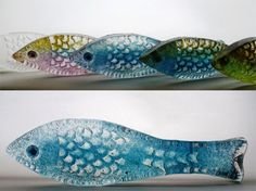 Glass fish £45.00 by Scotland Glassblowing