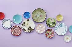 Trend Feature: Perk Up Your Walls with Plates