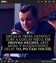Touha | Loupak.cz