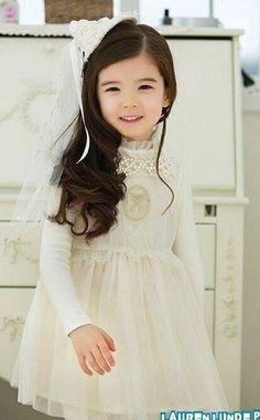 Lauren Hanna Lunde♥ #cute #littlegirl #love #beautiful #lovely #nicepic #bubleelauren