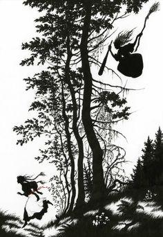 çizgili masallar: Niroot Puttapipat, Myths and Legends of Russia