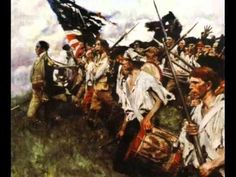'Yankee Doodle' - Originally sung by the British to mock colonials. 'Doodle' meant fool, simpleton; 'dandy' referred to men with affected manners, dress, hairstyle. Also portrayed idea that country bumpkin colonials would stick feathers in their coonskin caps & think they were as important & fashionable as the British. 'Yankee Doodle' HELPED colonials; America's army of under-equipped, under-clothed and rarely paid ragtag farmers would go on to defeat the largest, most powerful world army.