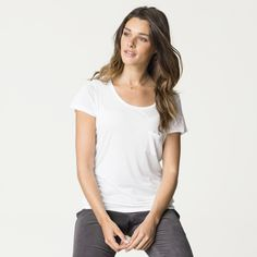 Patch Pocket T-Shirt | The White Company