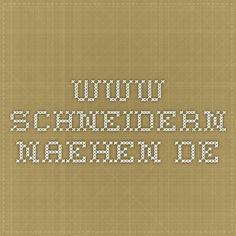 www.schneidern-naehen.de